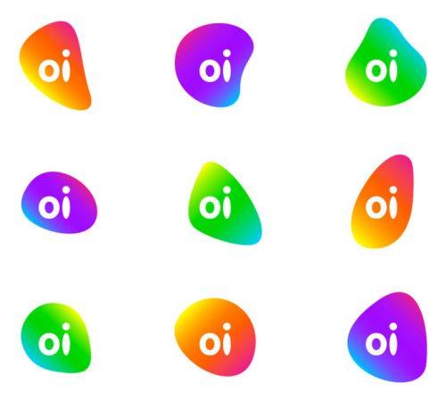 Confira o logo minimalista e dinâmico da Oi!