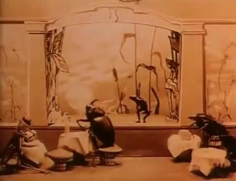 The Cameraman's Revenge (1912) - The Internet Animation Database