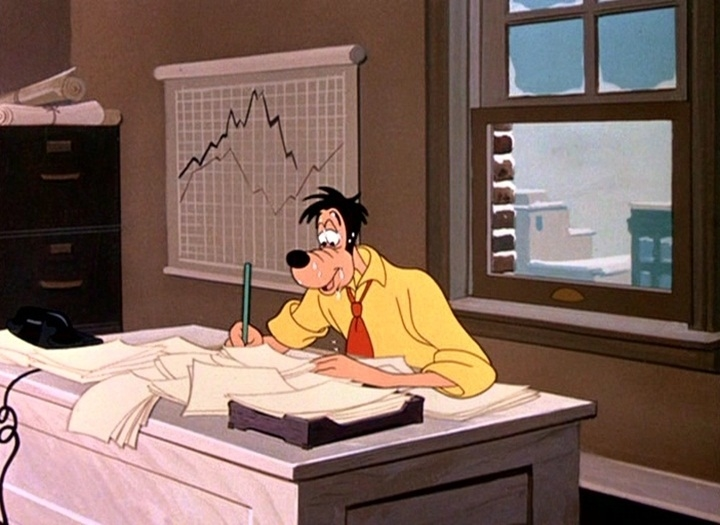 Image result for goofy working
