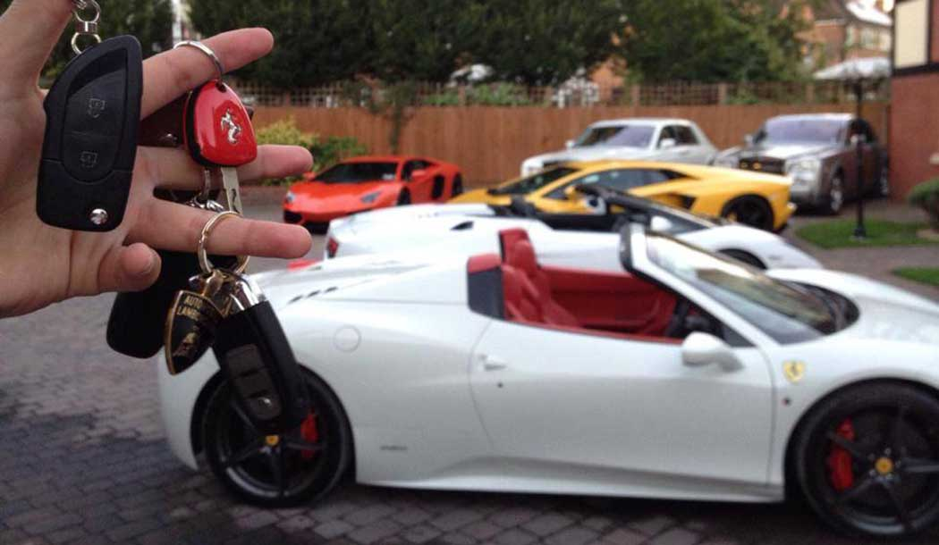 rich kid of instagram loses 850 000 worth of luxury cars in repeated