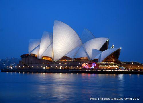 L'Opéra de Sydney, Australie