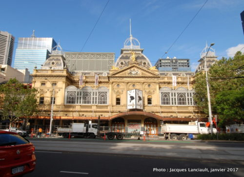 Princess Theatre, Melbourne, Australie