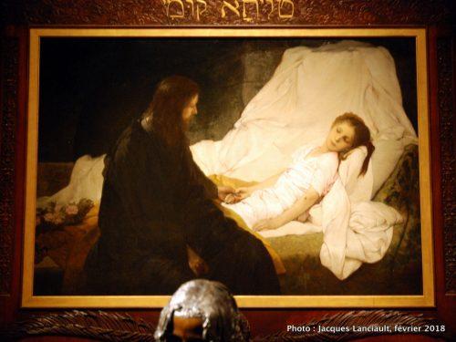 La Résurrection de la fille de Jaïre,Musée des beaux-arts de Montréal