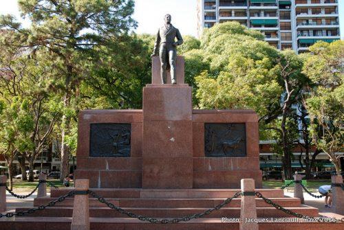 Monument Manuel Belgrano, Plaza Manuel Belgrano, Buenos Aires, Argentine