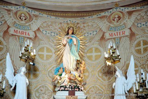 Iglesia de la Inmaculada Concepción de Belgrano, quartier Belgrano, Buenos Aires, Argentine