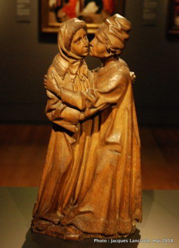 Joachin et Anne, Rijksmuseum, Amsterdam, Pays-Bas