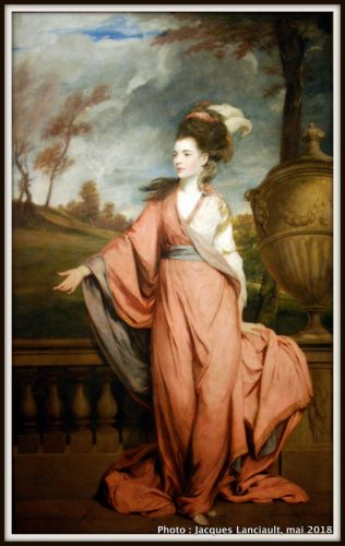 Jane Flemming, dernière comtesse de Harrington, Rijksmuseum, Amsterdam, Pays-Bas