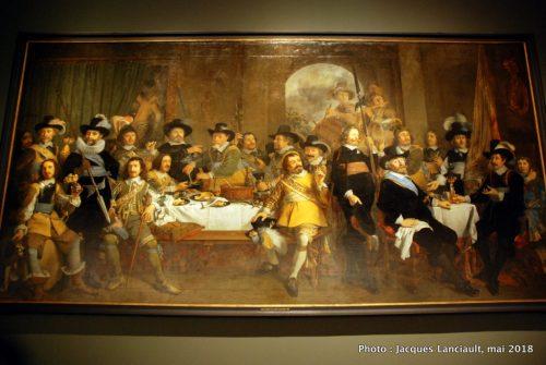 Civic Guard Banquet, Hermitage Amsterdam, Amsterdam, Pays-Bas