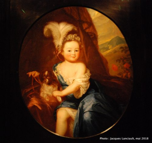 Portrait de la comtesse Natalya Andreevna Matveeva, Hermitage Amsterdam, Amsterdam, Pays-Bas