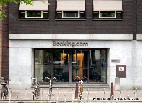 Booking.com, Amsterdam, Pays-Bas