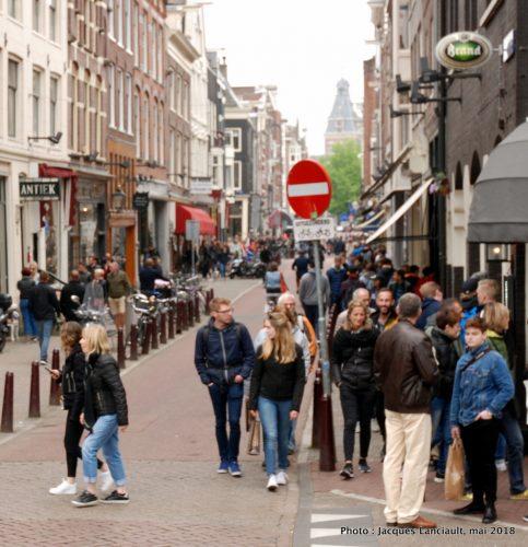 Rue, Amsterdam, Pays-Bas