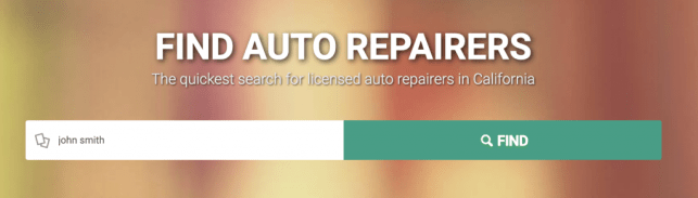 How to Remove Yourself from Auto Repair California opt out removal