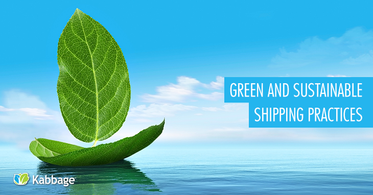 greenShipping