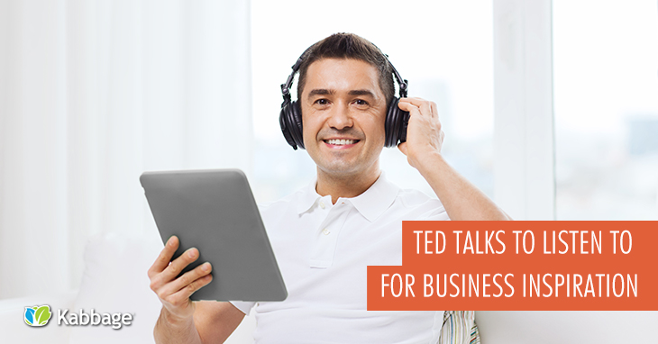7 TED Talks to Listen to for Business Inspiration