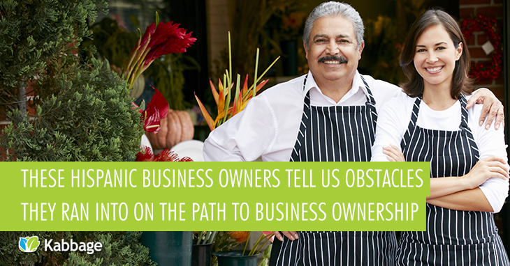 These 5 Hispanic Business Owners Tell Us Challenges They Ran into on the Path to Business Ownership