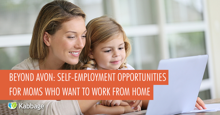 8 Entrepreneurial Ideas for Moms that Want to Work from Home