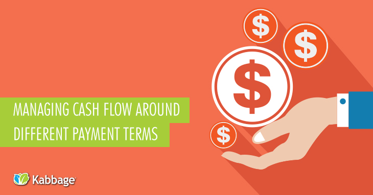 Managing Cash Flow Around Different Payment Terms