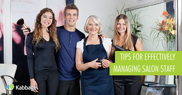 6 Tips for Managing and Motivating Salon Staff