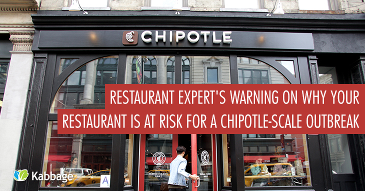 Is Your Restaurant at Risk for a Chipotle-Scale Outbreak?