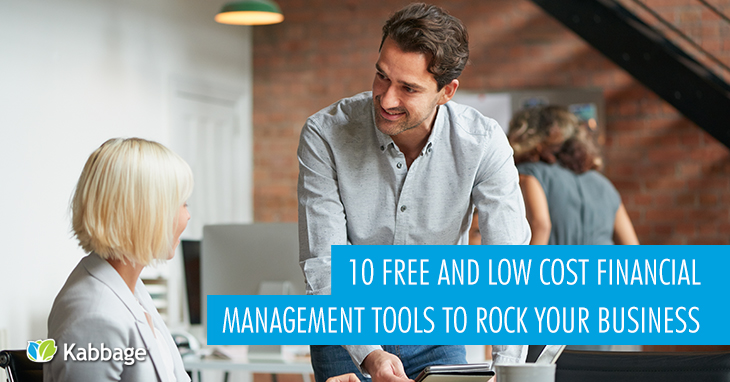 10 Free and Low-Cost Financial Management Tools to Rock Your Business