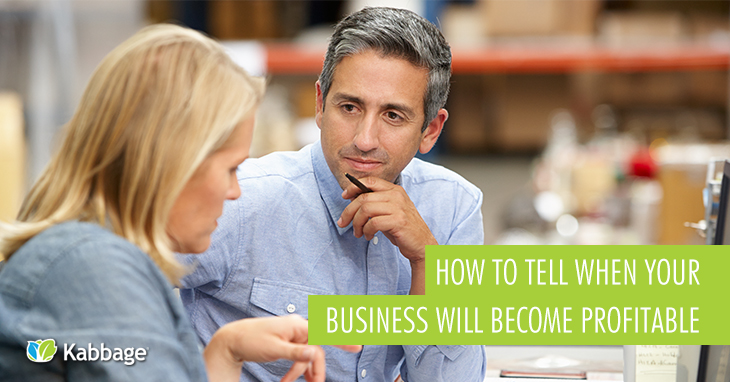 How to Tell When Your Business Will Become Profitable