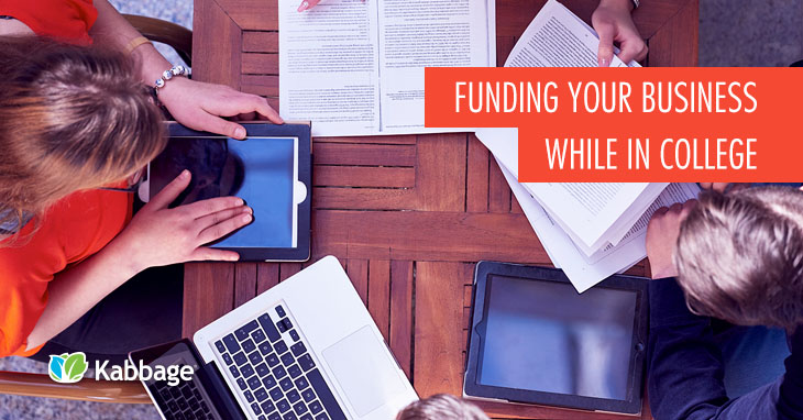 Funding Your Business in College