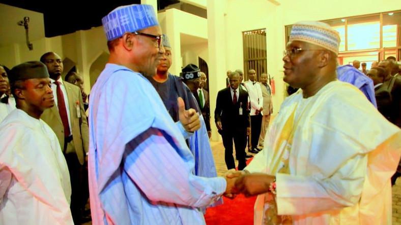 Image result for I knew Atiku would challenge my victory – Buhari