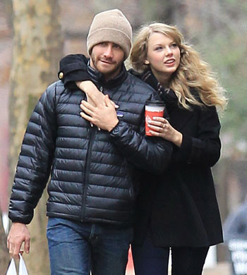 Image result for taylor swift with Jake Gyllenhaal