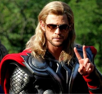 Image result for thor laughing images