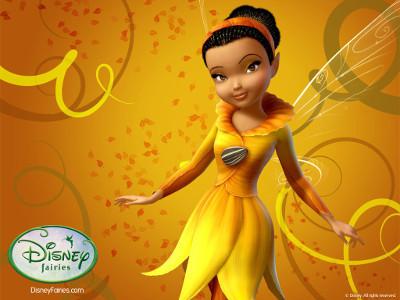 Iridessa is a fairy of light