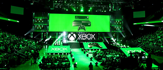 Image result for e3 2017 xbox