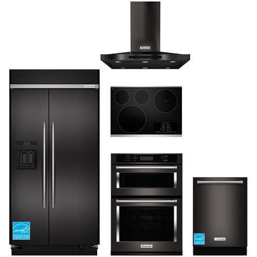kitchenaid black stainless steel blog