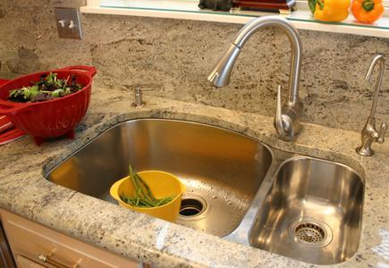 kitchens com sinks faucets faucet
