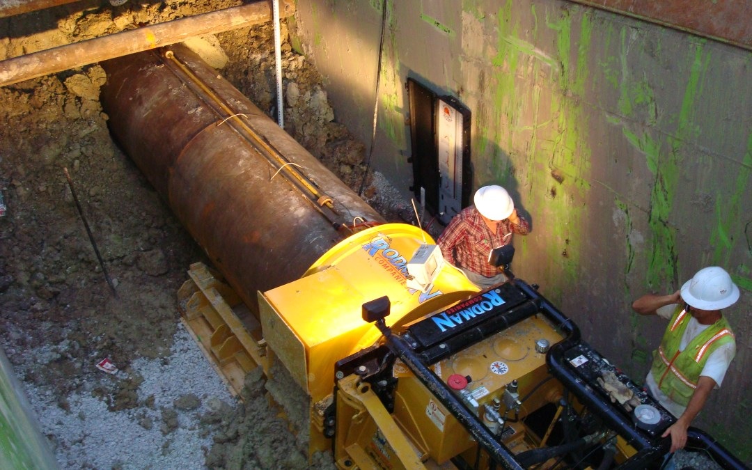 Trenchless International: Auger Boring Safety