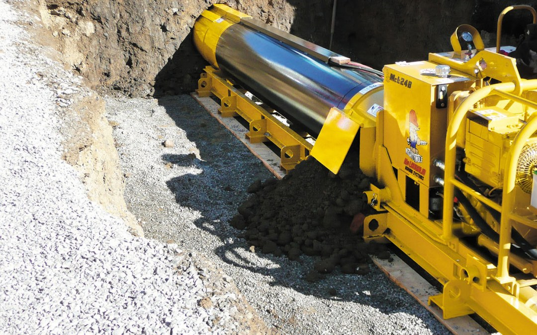 Project Profile: Morrow Enterprises Stays on Target with Auger Boring