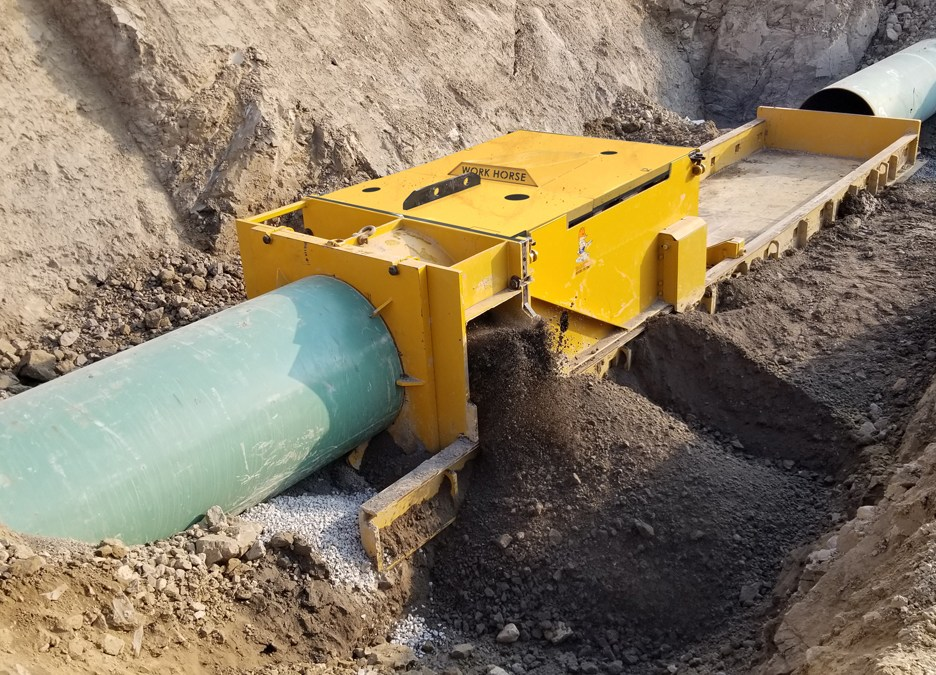 MCLAUGHLIN INTRODUCES NEW AUGER BORING MODELS AT ICUEE 2019