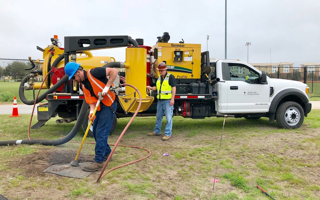 SAFETY TIPS FOR OPERATING VACUUM EXCAVATORS