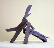 "$1,000 reward original sculpture by Michael Walsh. Dimensions: (2012)  (7.25 X 4.8"" X5.9"") Dyed Nylon"