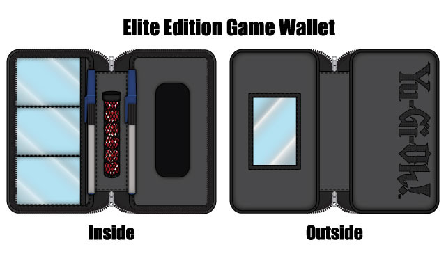 Elite Edition Game Wallet