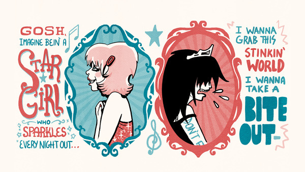 Band VS Band by Kathleen Jacques