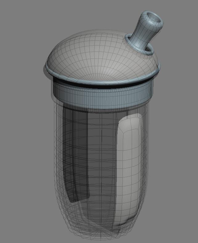 Industrial design taking shape!