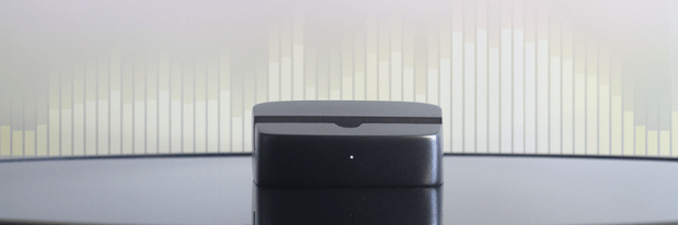 Stage5 vibration transducer uses the whole surface as a speaker