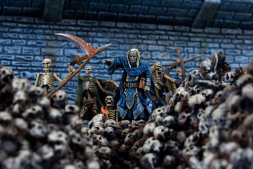 KICKSTARTER - Dungeon Saga: The Dwarf King's Quest by Mantic Games