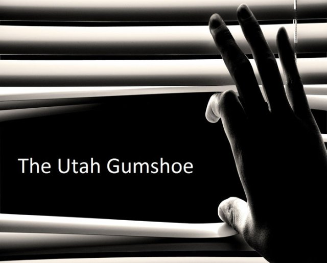 The Utah Gumshoe: Private Investigator and Attorney Work Product