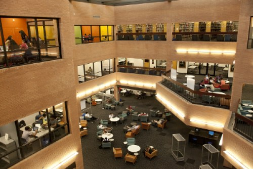 Image result for noble library asu