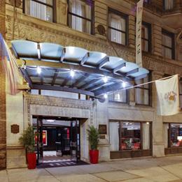 Hotel Blake Exterior
