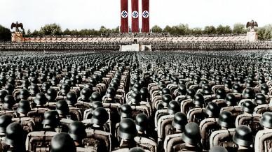 Nuremberg rally, 1936