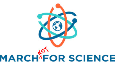 March not for science.