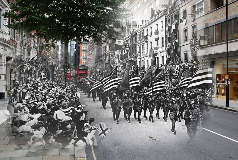A Haunting Look at the Collision of Past and Present: World War I