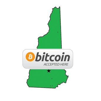 Bitcoin Accepted in New Hampshire
